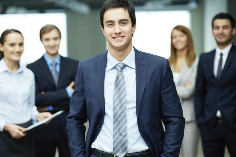 Administrativo de Recepción de Oficina