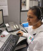 administartivo recepcionista de policlínicas y hospitales