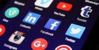 practico en redes sociales