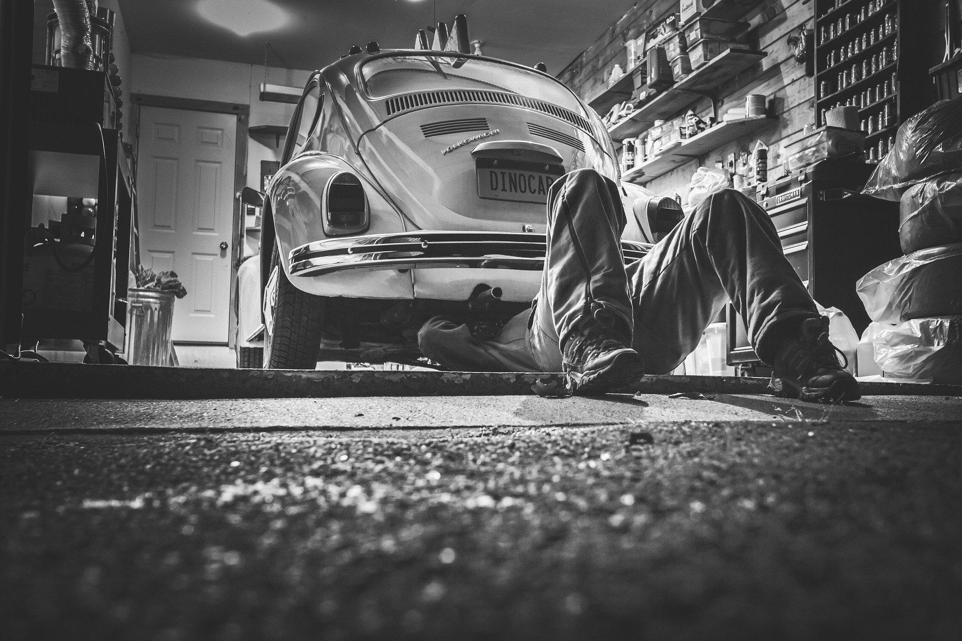 Cursos de Prevención de Riesgos Laborales y Medioambientales en Mantenimiento de Vehículos